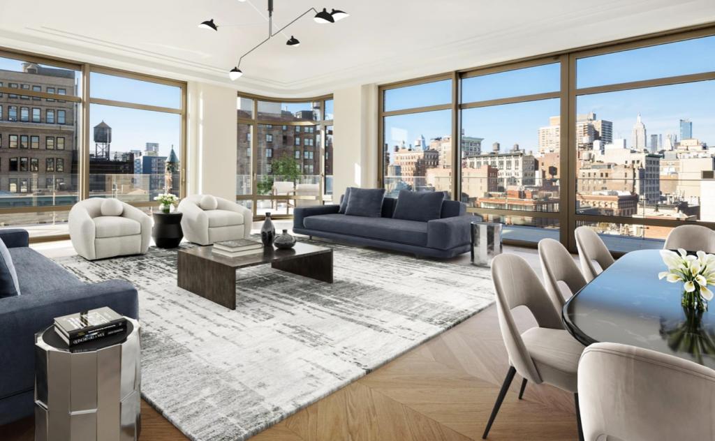 40 Bleeker Street Penthouse D