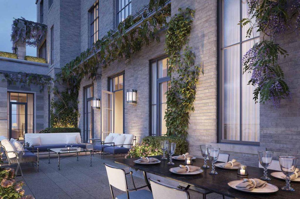Beckford Tower Penthouse Terrace