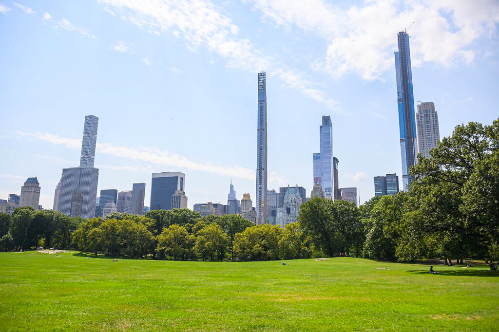 Central Park Skyscrapers