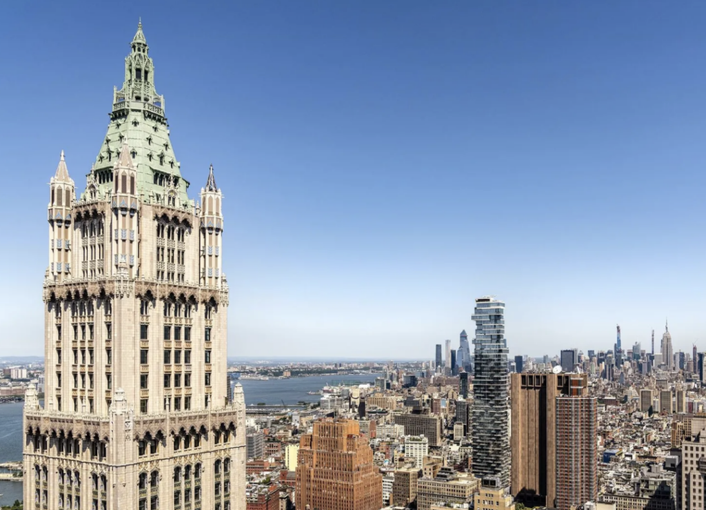 Woolworth Tower, 2 Park Place, Pinnacle Penthouse