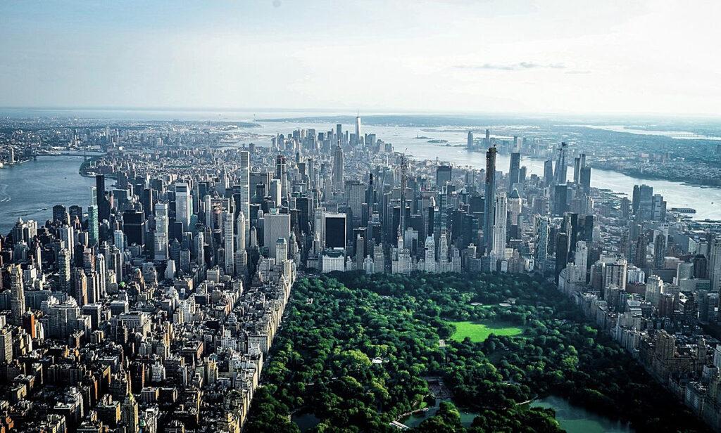 New York Skyline South