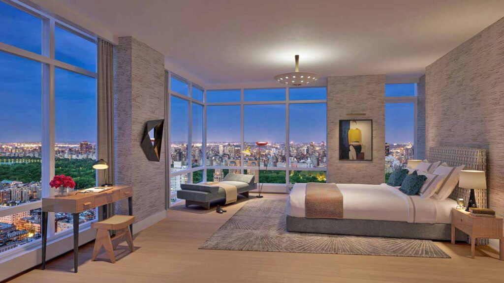 200 Amsterdam Avenue, Master Bedroom