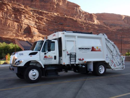 Monument Waste Services