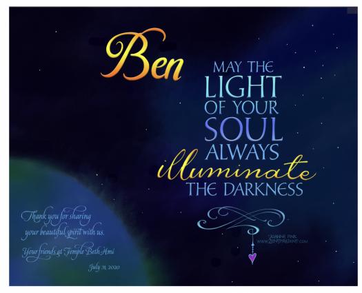04_Certificates__Awards_Temple_Beth_Ami_for_Ben_Pagliaro