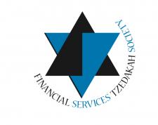 Financial-Services-Tzedakah-Society-logo-©Joanne_Fink_Judaica