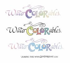 Watercolorables-logo-©Joanne_Fink_Judaica