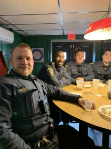 First Responders Thanksgiving Day 2019