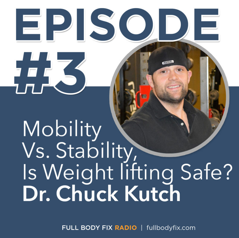 Full Body Fix Radio Dr. Chuck