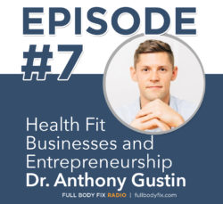 Full Body Fix Radio Dr. Anthony Gustin