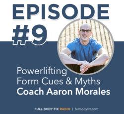 Full Body Fix Radio Aaron Morales