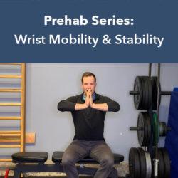Wrist prehab