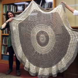 Lori's tablecloth