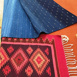 Weaving in the Mexican, Oaxacan and Zapotec traditions