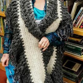 Sharon Cahn's shawl