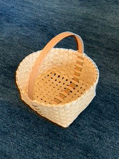 Joan Harris's basket