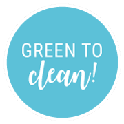 green to clean bubble