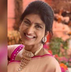Dr. Anita Kishen – Advisor