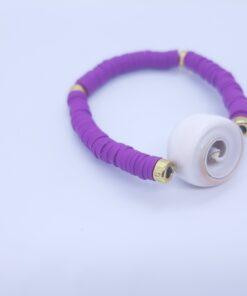 shell focal bracelets for girls