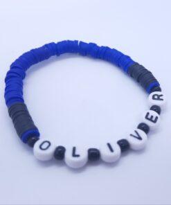 Name Bracelet For Boys