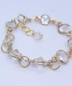 gold bracelet for baby