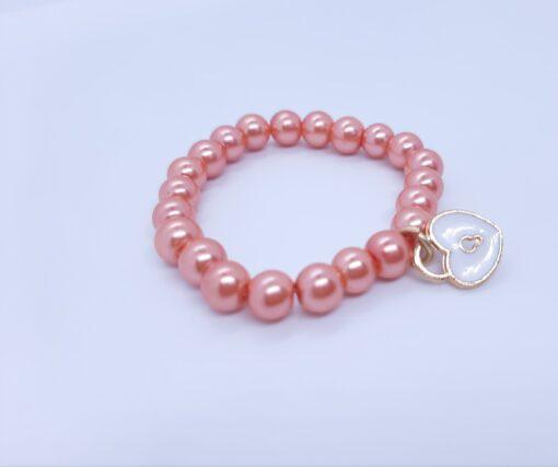 locket charm bracelet