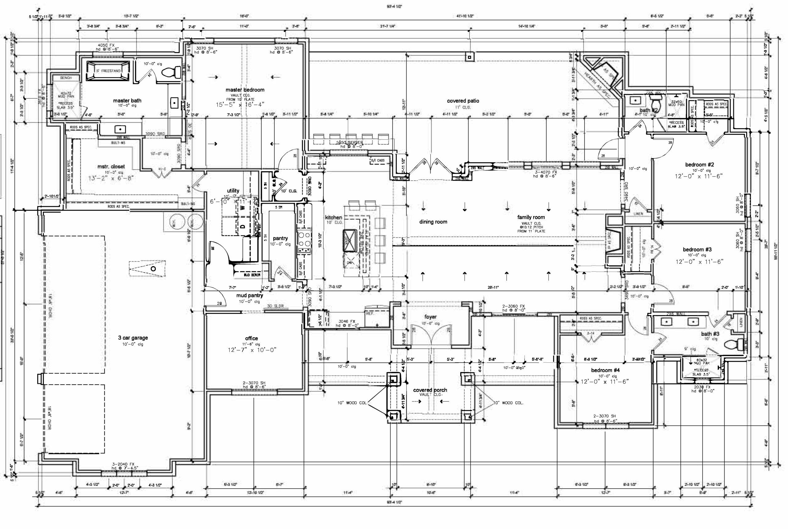 Lone Elm Spec Floor Plan
