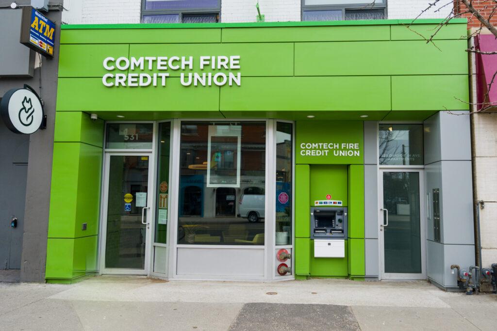 Green Bank Storefront