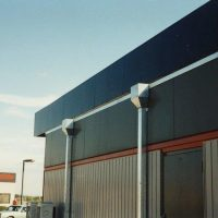 rain gutters for my business