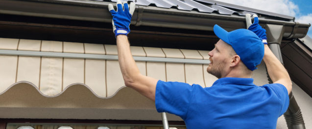 gutter installers you can trust