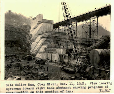 Dale Hollow Dam Celebrates 75 Years Meeting its Mission