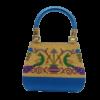 paithani single handle handbag