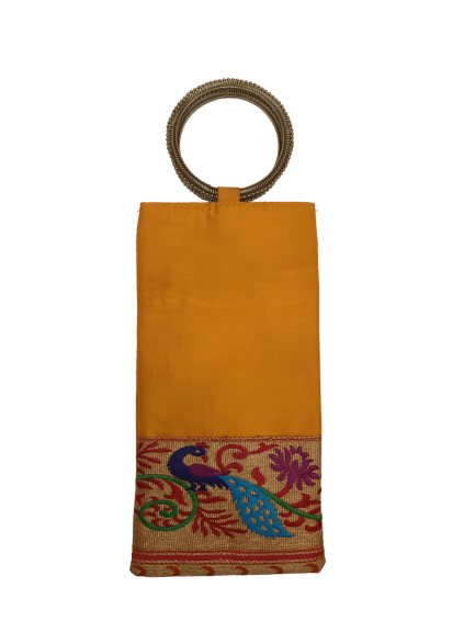 paithani bangle mobile cover