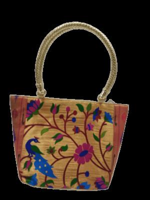 Paithani big handbag
