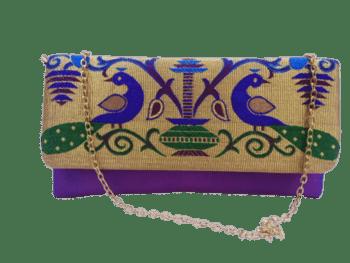 paithani sling