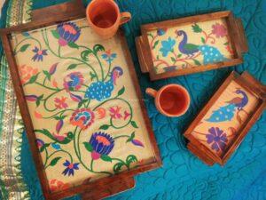 Paithani accessories