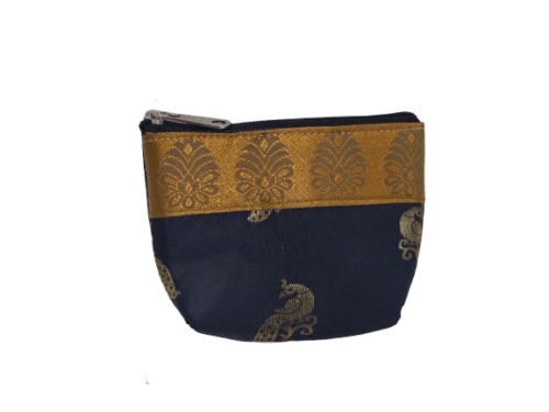 brocade pouch