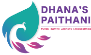 Dhana's Paithani Purse House