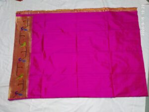 paithani blouse piece