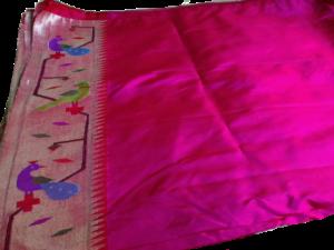 Paithani blouse pieces