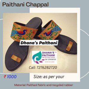 Paithani chappal 1