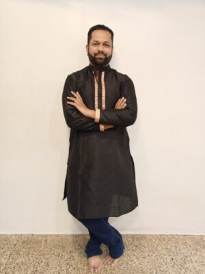 Paithani kurta for Men's