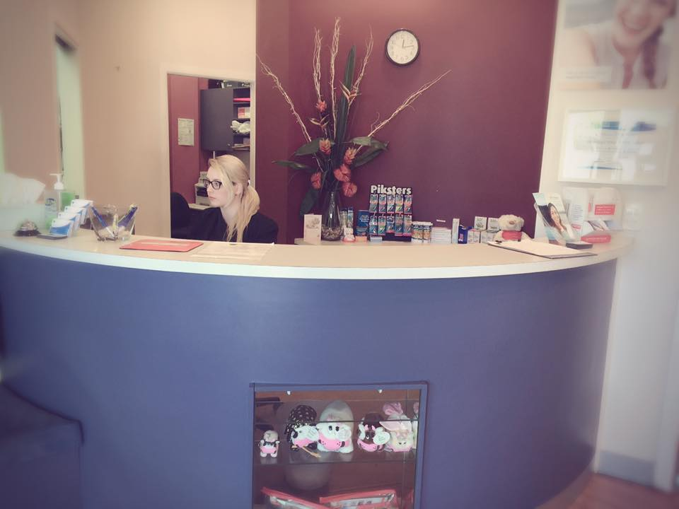 Guardian Dental Care Reception