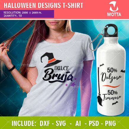 HALLOWEEN T-SHIRT DESIGNS | SUBLIMATION | CAMEO