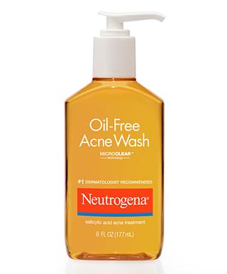 Neutrogena Oil Free Wash