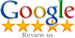 Customer Reviews from Google