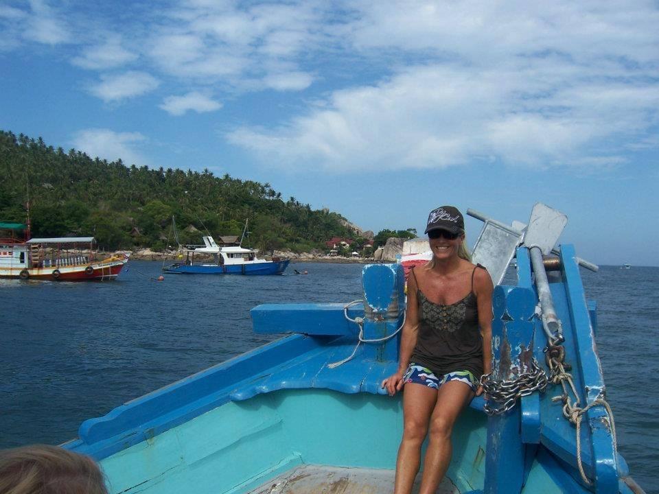 Kirsten Tremlett-Naturopath & Massage therapist