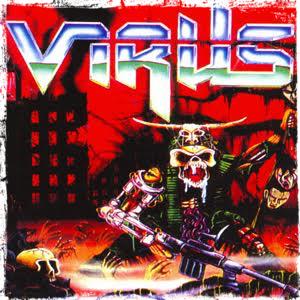 Henry Heston Virus Force Recon Album