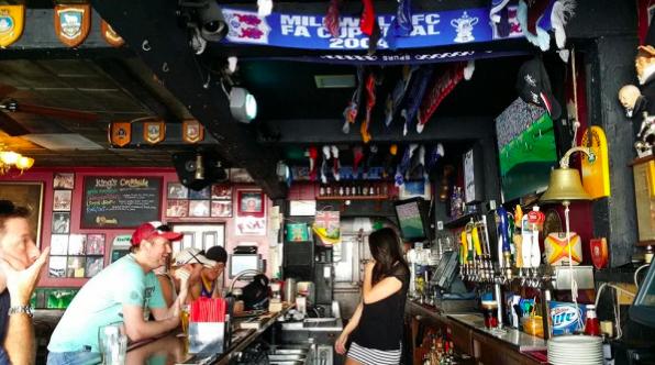 Best Pub In Santa Monica