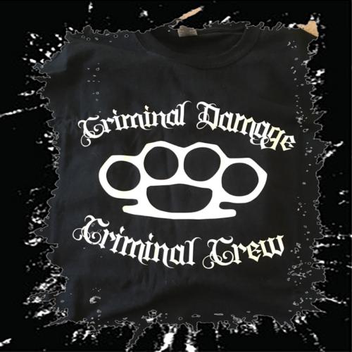 VIRUS Criminal Crew T Shirt