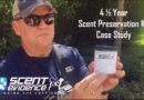Scent Preservation Kit Case Study – 4 1/2 Year Preserved Scent Test